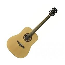 Акустична китара натурален цвят Eko One D NAT