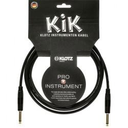 Инструментален кабел Klotz KIKA06PP1 жак - жак 6 м.
