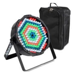 Светлинен ефект LED FlatPAR 186x10мм. RGBW, DMX