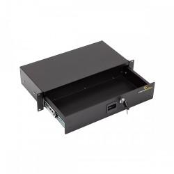 Сейф - рак за оборудване или инструменти SRD100-2U LOCK 19