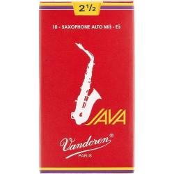 Платък за алт саксофон SR2625R модел 2.5 JAVA RED CUT
