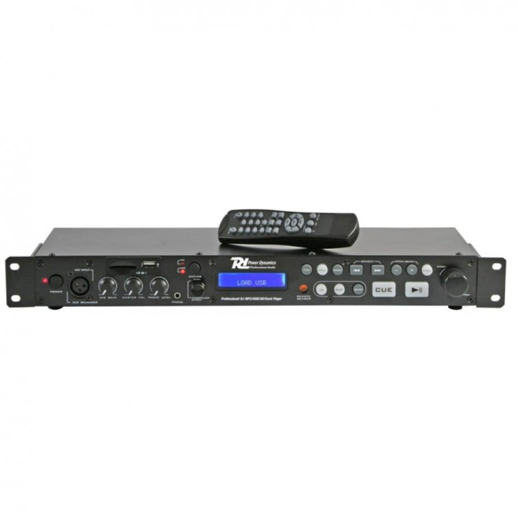 Плеър Tronios PDC-70 MP3/USB/SD Loop and Cue function Remote control player