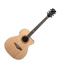 Електро-акустична китара NXT A100CE See THROUGH Natural Eko натурална