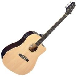 Електро-акустична китара SA35 DSCE-N