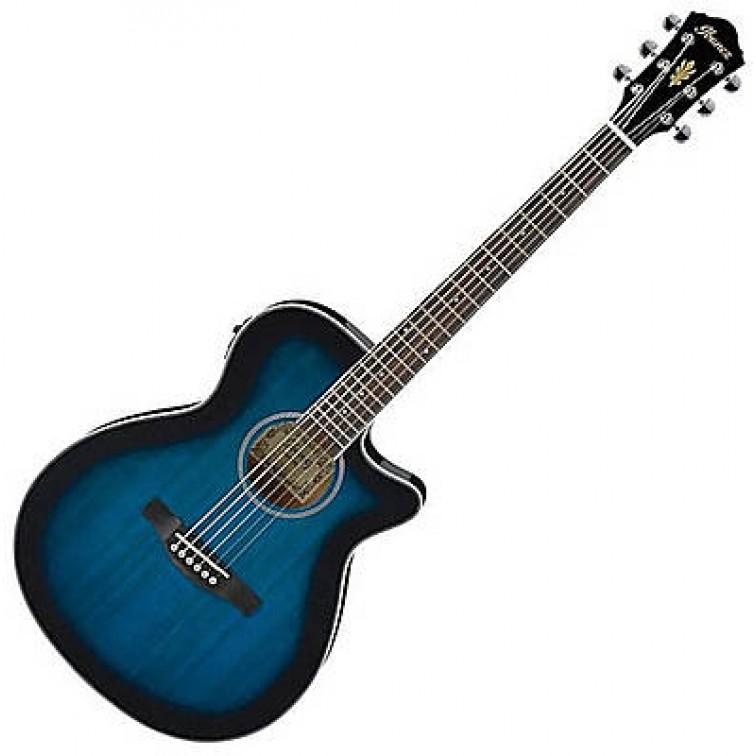 Акустична китара IBANEZ AEG8E TBS