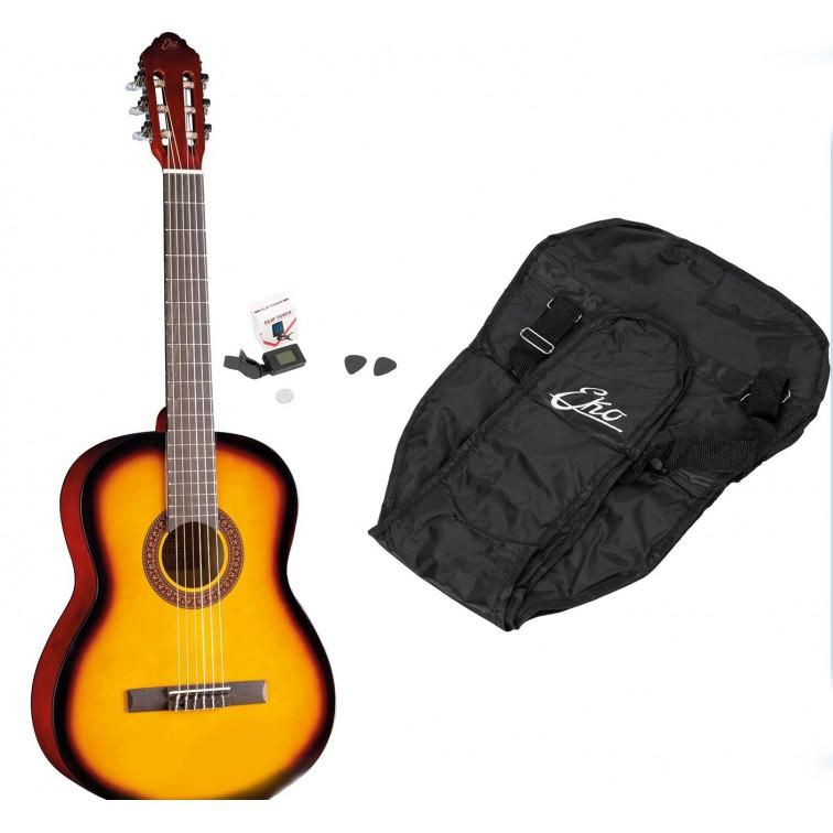 Акустична китара EKO GUITARS CS10 SB + калъф