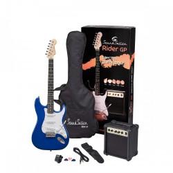 Електрическа китара + комбо 10 W GP TB + аксесоари