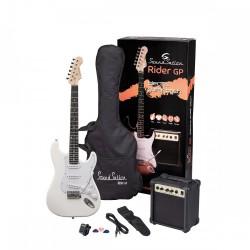 Електрическа китара + комбо 10 W GP VW + аксесоари