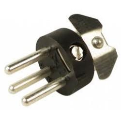 Конектор за Shure SM57, SM58, SM48 90L1984 - plug male XLR