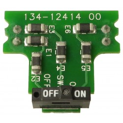 Платка за Shure 190A12413 - UR2 on off switch pcb