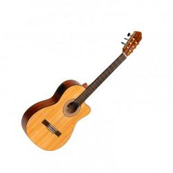 Озвучена класическа китара SCL70 TCE 4/4 NAT SPRUCE