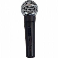 Вокален микрофон SHURE SM58SE