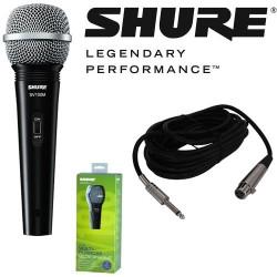 Микрофон вокален бюджетен модел SHURE SV100