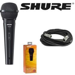 Микрофон вокален бюджетен модел SHURE SV200