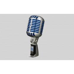 Микрофон вокален професионален SHURE Super 55 DELUXE