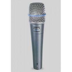 Инструментален микрофон SHURE BETA 57A