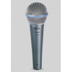 Вокален микрофон SHURE  BETA 58A