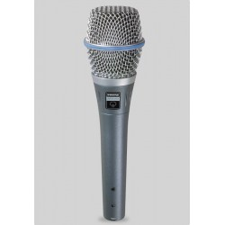 Вокален микрофон SHURE BETA 87A