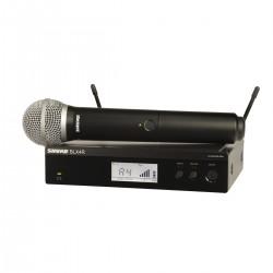 Безжичен вокален микрофон / BLX24RE/PG58