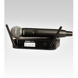 Безжичен вокален микрофон дигитален / GLXD24E/SM58-Z2