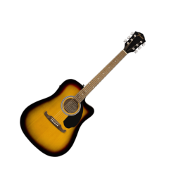 Електро-акустична китара FA-125CE-SB WM