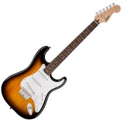Squier Bullet Strat HT Електрическа китара – LRL - Brown Sunburst