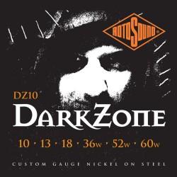 Струни за електрическа китара Dark Zone DZ10