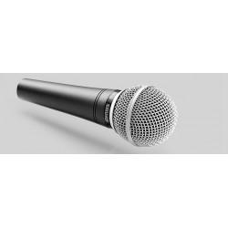 Микрофон динамичен (вокален) SHURE SM48-LC