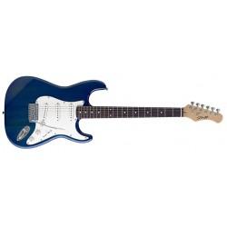 Електрическа китара STAGG S300-TB син Strat