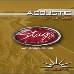 Струни за акустична китара 6 / AC-1048-BR