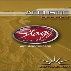 Струни за акустична китара 12 струнна / AC-12ST-BR