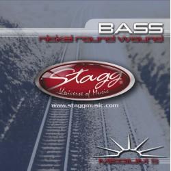 Струни за петструнна бас китара STAGG BA-4525-5S