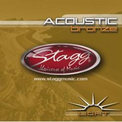 Струни за акустична китара 6 / AC-1254-BR