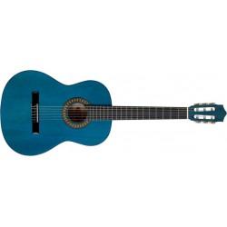 Синя класическа китара STAGG C542-TB 4/4 размер