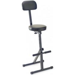 Висок стол многофункционален, регулиращ се / MT-300 BK