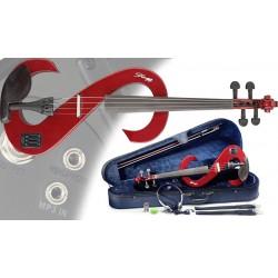 Електрическа виола STAGG EVA 4/4 MRD