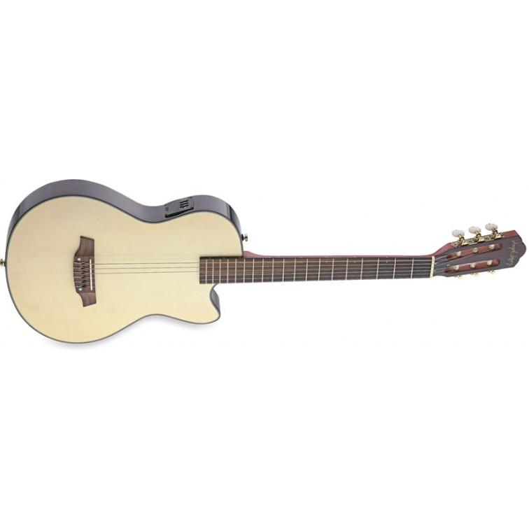 Класическа китара озвучена STAGG EC3000CN –  класика и електроника