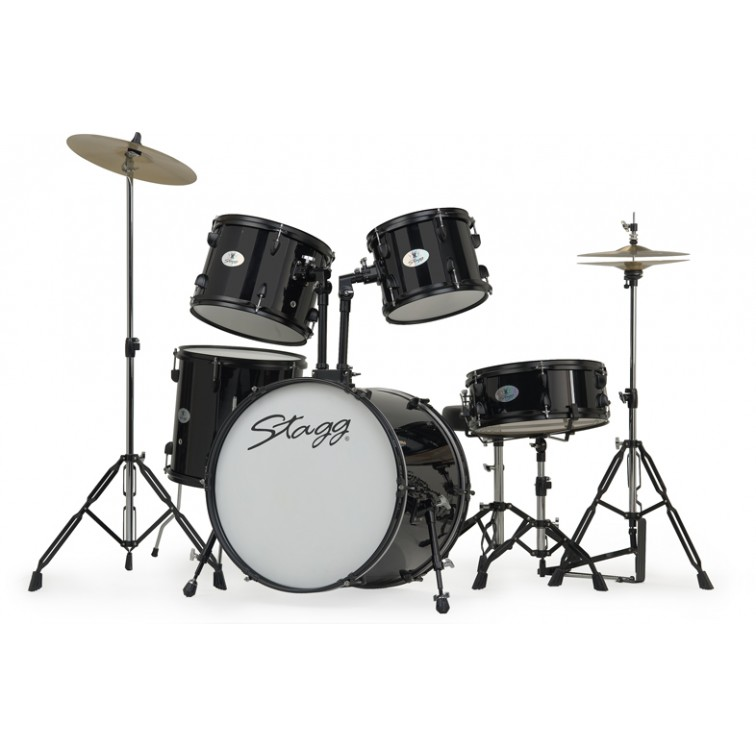 Барабани акустични комплект / TIM120B BK