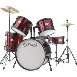 Барабани акустични комплект / TIM122B WR