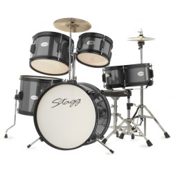 Детски акустични барабани STAGG TIM JR 5/16 BK