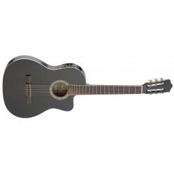 Класическа китара STAGG C546TCE BK – с активна електроника