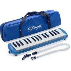 Синя мелодика MELOSTA32 BL – модел на STAGG