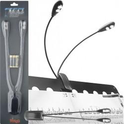 Свободностояща настолна лампа за музиканти MUS-LED 4
