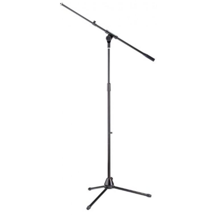 Стойка за микрофон STAGG MIS-1024BK