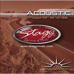 Струни за акустична китара 6 / AC-1048-PH