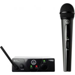 Безжичен вокален микрофон AKG WMS40 MINI SINGLE VOCAL SET