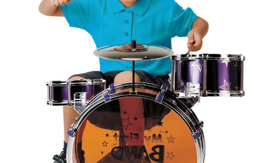 Барабани за деца
