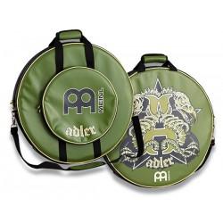 Зелен калъф за чинели MEINL MCB24-CA