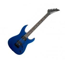 Електрическа китара син Jackson JS11 DINKY Metallic Blue
