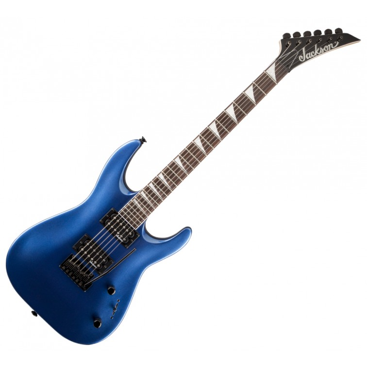 Електрическа китара син Jackson JS22 Dinky